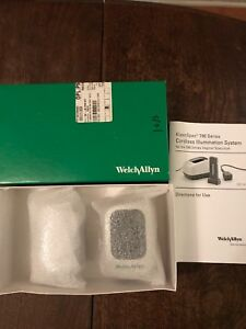 Welch Allyn Kleenspec 739 Series Charger And Power Supply Only Nib