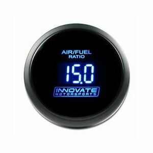 Innovate Motorsports Gauge Only Db Blue Wideband Air Fuel For The Lc 1 Or Lm 1