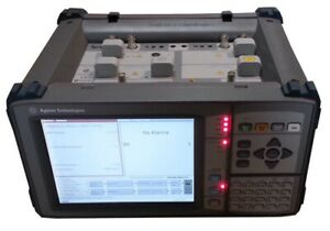 Agilent J2127a 5 opts Scalable 2 5 Gb s Transmission Test Set