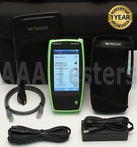 Netscout Fluke Networks Aircheck G2 Wi fi Wireless Network Tester Air check