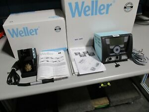 Weller Wx1011kit Wx1 Station wxp120 Soldering Iron stand