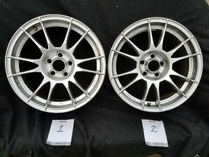 Oz Racing Ultraleggera Rims Wheels 5x114 16x7 Genuine Made In Italy