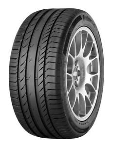 Continental Contisportcontact 5 Suv 275 40r20 106y Xl High Performance Tire