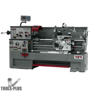 Jet 321477 Gh 1660zx tak Lathe With Taper Attachment Installed New