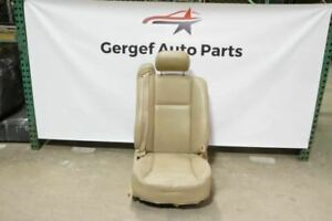 2008 Cadillac Dts Front Right Passenger Seat X16126