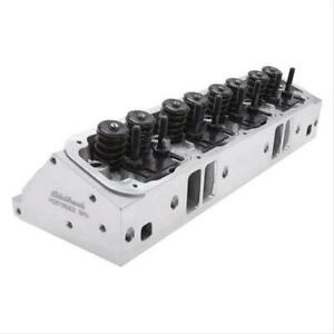 Edelbrock 61775 Mopar 360 Fits Chrysler Magnum Performer Rpm Cylinder Head Each