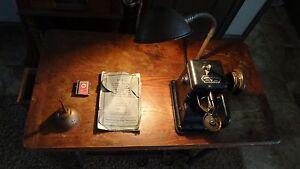 The Bonis Brothers Fur Leather Sewing Machine Corporation Ge Motor J