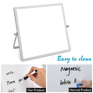 Magnetic Whiteboard Dry Erase White Board Wall Hanging Board 10 X 11 Inch