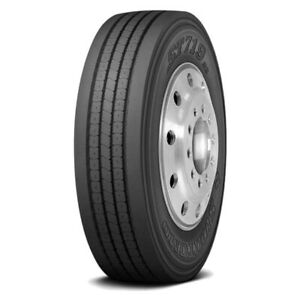 2 New Sumitomo St719 275 70r22 5 Load H 16 Ply Commercial Tires