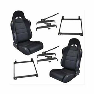 Summit Racing Seat And Seat Bracket Pro Pack 27 0025