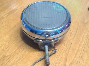 Works Vintage Auto Fog Light 6v Guide 5 2025 a Driving Lamp Early Sealed Beam
