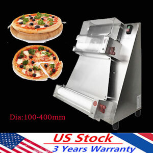 Automatic Pizza Dough Roller Machine Pizza Making Machines Dough Sheeter Maker
