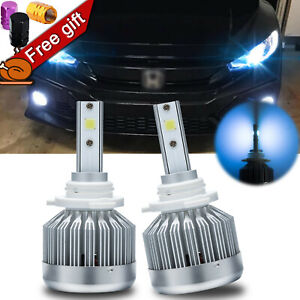 Ice Blue Led Headlight High Beam Conversion Kit For Honda Accord Civic 2008 2018