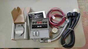 Reliance Controls Protran Indoor Surface Mount Transfer Switch 31406c 30 Amp Kit