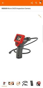 Ridgid Micro Ca 25 Inspection Camera