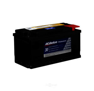 Battery Silver Acdelco Pro 93ps