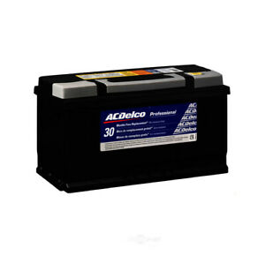 Battery Silver Left Acdelco Pro 49ps
