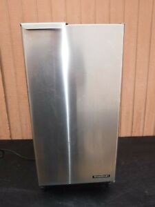 Hoshizaki Stainless Steel 51lb Ice Machine Model Am 50bae ad