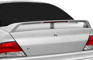 2002 2003 Lancer Rear Trunk Spoiler Unpainted New