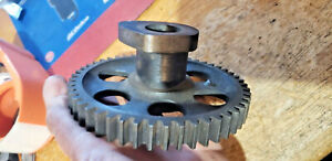 Old Stover Hit Miss Engine Cam Gear Part Orignal Gas Engine Cam Gear Ct Stover