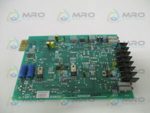 Ird Mechanalysis Rp28826 02 Board Range 0 100 Sensor 15629 new No Box