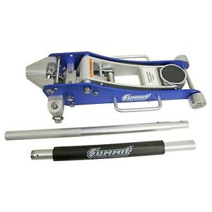 Summit Racing Aluminum Hydraulic Floor Jack Sum 917072