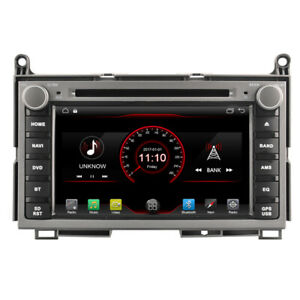 Car Dvd Gps Radio Player For Toyota Venza 2008 2015 7 Android 9 1 Navi Obd2