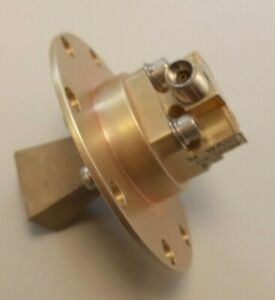 Wr28 26 5ghz To 40ghz 11dbi Horn Antenna With 2 92mm Waveguide To Coax Adapter