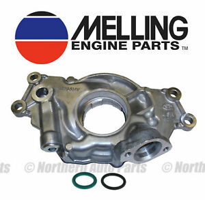 Melling M295hv High Volume Oil Pump Chevy 4 8 5 3 5 7 6 0 Ls1 Ls2 Ls6 Usa Mfg
