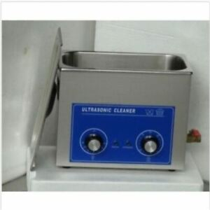 Jewelry Watches Dental Tattoo 6 5l New Ultrasonic Cleaner Timer Heater 180w Ig