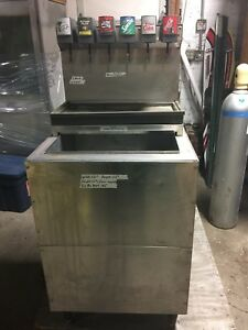 Cornelius Cb2323sl6 6 Flavor Soda Fountain Cold Plate Ice Bin