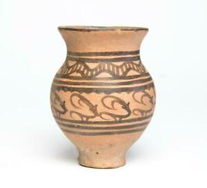 Indus Valley Nal Culture Decorated Jar Circa 2600 2000 Bc