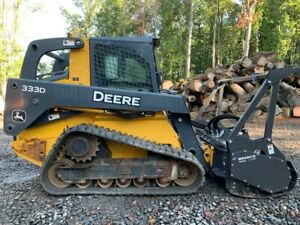 Skid Steer Mulcher | Rockland County Business Equipment and