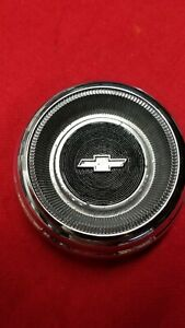 1965 Chevy Ii Steering Wheel Horn Button Assy