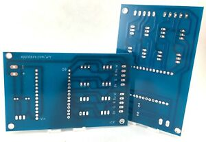 Printed Circuit Board For Diy Wifi Led Light Strip Controller five Pack
