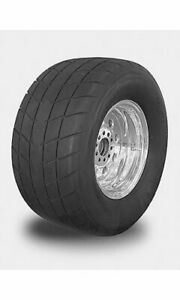 M H Racemaster Radial Drag Race Tire 275 55 16 Radial Rod18 Each