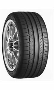 Michelin Pilot Sport Ps2 Tire 255 35 18 Radial Blackwall 15999 Each