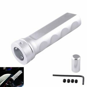 Aluminum Handbrake Brake Handle Cover Protector Dust Proof Sleeve Universal