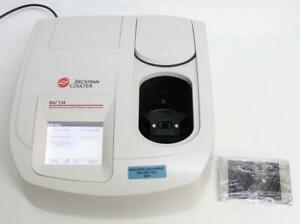 Beckman Coulter Du 720 Uv visible Spectrophotometer 700 Series New Lamp 6600