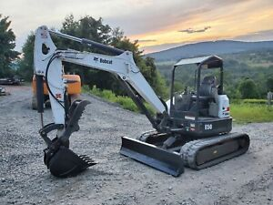 Cat 305cr Excavator Hydraulic Thumb Low Hours Ready 2 Work In Pa We Finance