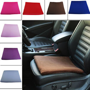Car Seat Cover Breathable Memory Foam Seat Mat Pad For Auto Chair Cushion Soft