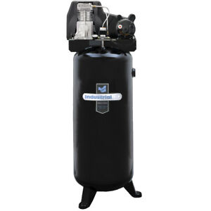 Industrial Air 3 7 Hp 60 Gallon Stationary Air Compressor Il3106016 New