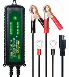 Mroinge Mbc035 6v And 12v 3 5a Smart Vehicle Battery Charger Maintainer