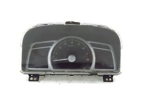 Speedometer Instrument Cluster Lower Coupe Lx Ex 1 8l Manual Honda Civic 06 11
