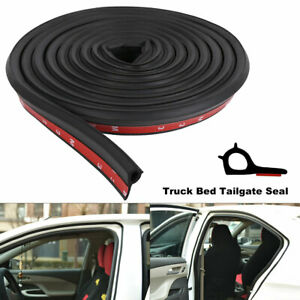13ft Universal Adhesive Weather Stripping Pickup Truck Bed Tailgate Seal P Type