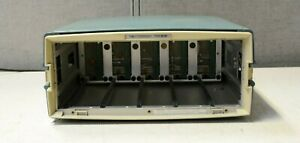Tektronix Tm515 Oscilloscope Digital Multi Meter Mainframe Only