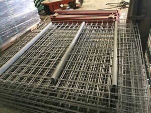 New 42x58 Wire Mesh Decking Waterfall Wire Deck 38 1 4 Chan