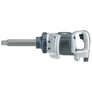 1 Drive Heavy Duty Impact Wrench With 6 Anvil Ingersoll rand Ir 285b 6
