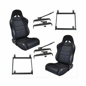 Summit Racing Seat And Seat Bracket Pro Pack 27 0016