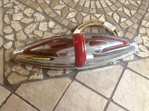 Nos Arrow Turn Light Auto Truck Vintage Automobile Early Motorcycle Lamp
